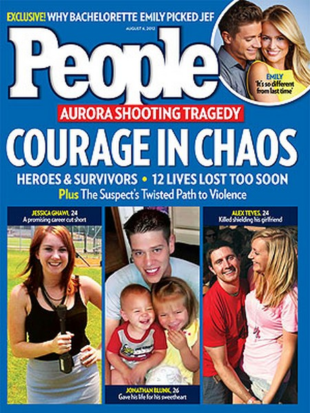 The Heroes of Aurora: Courage In Chaos (Photo)