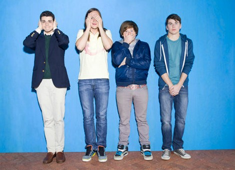 The Inbetweeners Season 1 Episode 4 'The Masters' Recap 9/10/12