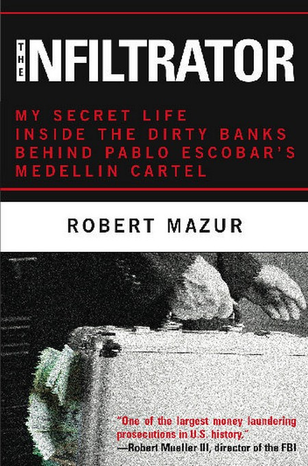 Former Undercover DEA Agent Robert Mazur's Life Hits Hollywood