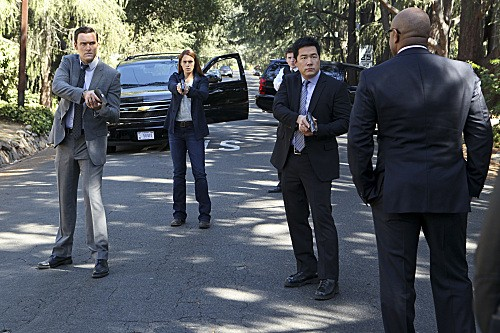 "The Mentalist RECAP 11/24/13: Season 6 Episode 8 ""Red John"""
