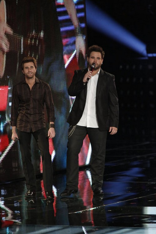The Swon Brothers Voted Off The Voice Season 4
