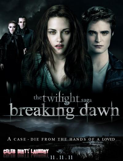 Breaking Dawn Breaks Box Office Records