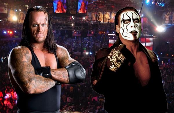 WWE Spoilers: Wrestlemania - 5 Reasons Sting vs Undertaker Needs to Happen