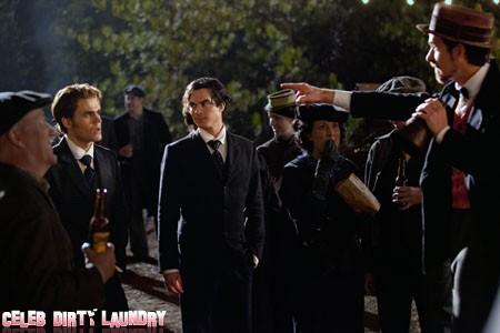 The Vampire Diaires Season 3 Episode 16 '1912? Recap 3/15/12
