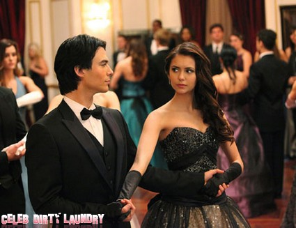 The Vampire Diaries Season 3 Episode 14 'Dangerous Liaisons' Live Recap 2/9/12