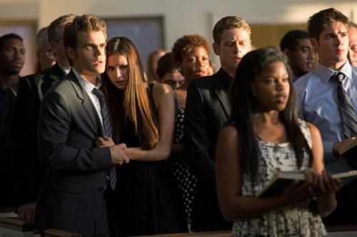 """The Vampire Diaries Recap: Season 4 Episode 2 """"Memorial"""" 10/17/12"""