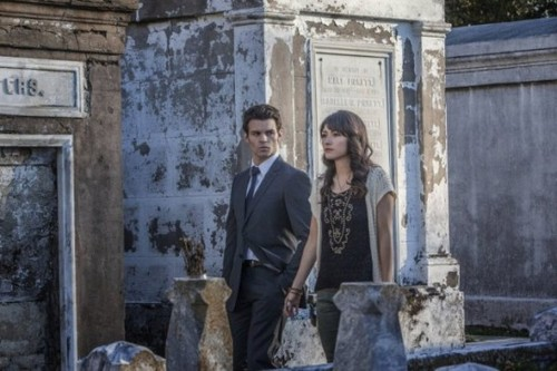 "The Vampire Diaries RECAP 4/25/13: Season 4 Episode 20 ""The Originals"""