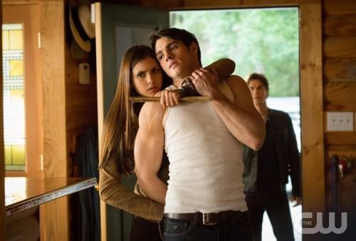 "The Vampire Diaries Season 4 Episode 9 ""O Come All Ye Faithful"" Sneak Peek Video & Spoilers"