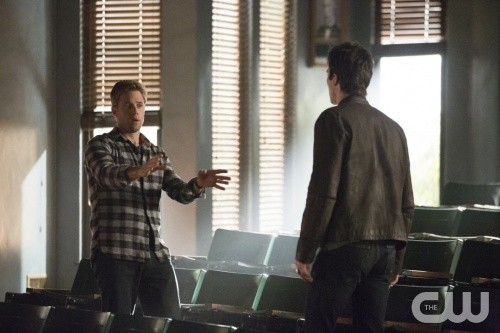 "The Vampire Diaries RECAP 12/12/12: Season 5 Episode 10 ""Fifty Shades of Grayson"""