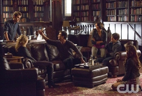 "The Vampire Diaries LIVE RECAP 1/23/14: Season 5 Episode 11 ""500 Years of Solitude"""