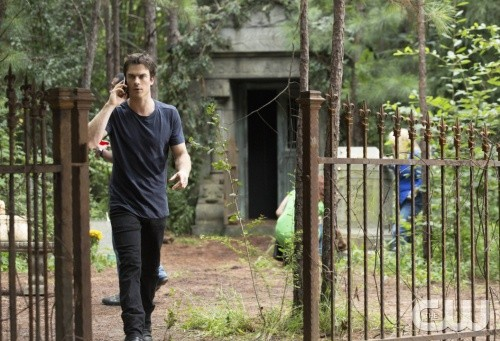 "The Vampire Diaries RECAP 10/24/13: Season 5 Episode 4 ""For Whom the Bell Tolls"""