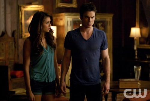 Ian Somerhalder & Nina Dobrev Finally Rekindle their Hot Sexy Romance? Sources say they're Hooking Up Again!