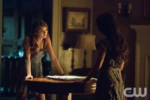 "The Vampire Diaries Season 5 Episode 7 ""Death and the Maiden"" Sneak Peek Video & Spoilers"