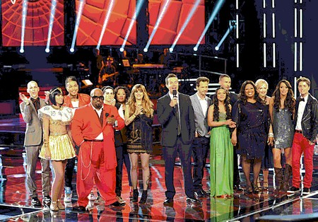 The Voice Recap Season 2 'Live Eliminations' 4/10/12