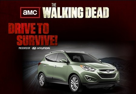 Win Shane's Car From 'The Walking Dead'