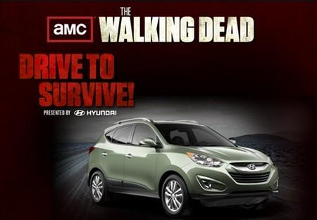 Win Shane's Car From 'The Walking Dead'