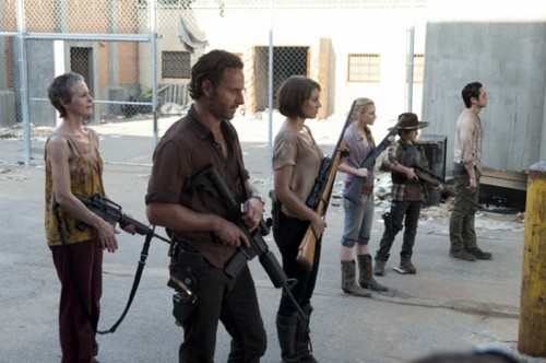 "The Walking Dead RECAP 2/24/13: Season 3 Episode 11 ""I Ain't a Judas"""