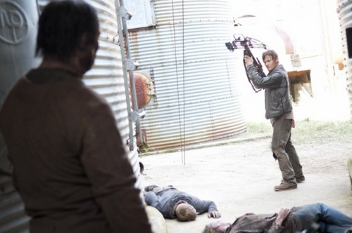 """The Walking Dead RECAP 3/10/13: Season 3 Episode 13 """"Arrow On The Doorpost"""""""