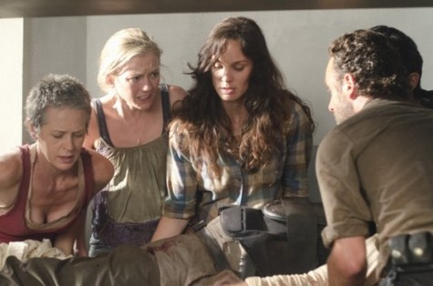 "The Walking Dead Season 3 Episode 2 Premiere ""Sick"" Recap 10/21/12"