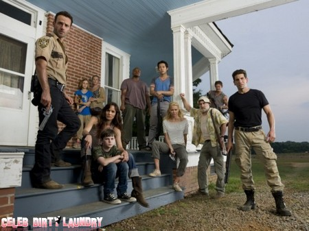 The Walking Dead TEASERS for Season Three (Video)