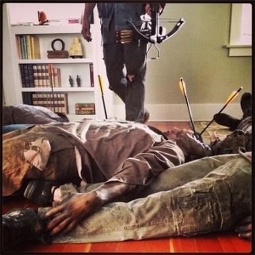 """The Walking Dead Season 3 Episode 12 """"Clear"""" Sneak Peek Video & Spoilers"""