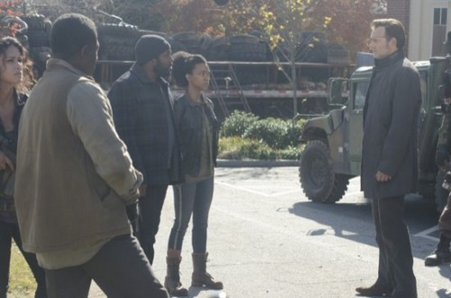 """The Walking Dead RECAP 3/31/13: Season 3 Episode 16 """"Welcome to the Tombs"""""""