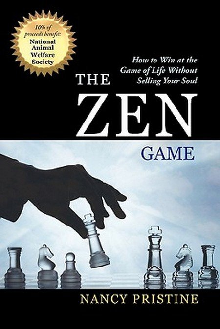 Nancy Pristine's Best Selling Book The Zen Game