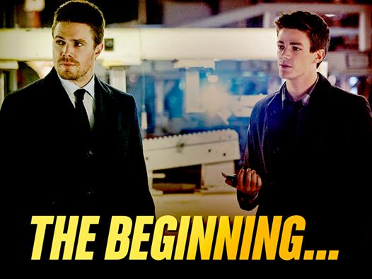 "The Flash Recap 10/7/14: Season 1 Episode 1 Premiere ""Pilot"""