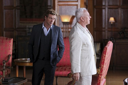 "The Mentalist Season 6 Episode 8 ""Red John"" Sneak Peek Preview Video & Spoilers"