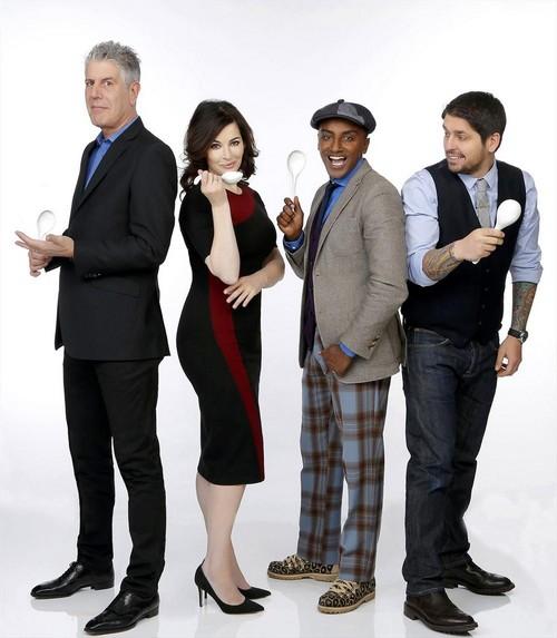 "The Taste RECAP 1/9/14: Season 2 Episode 2 ""My Life on a Plate"""
