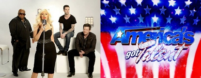 America's Got Talent Beats Out The Voice With Ratings