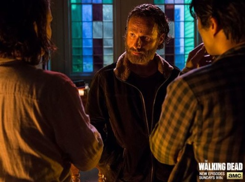 """The Walking Dead Recap Spoilers """"Four Walls and a Roof"""": Season 5 Episode 3 Does Bob Die?"""