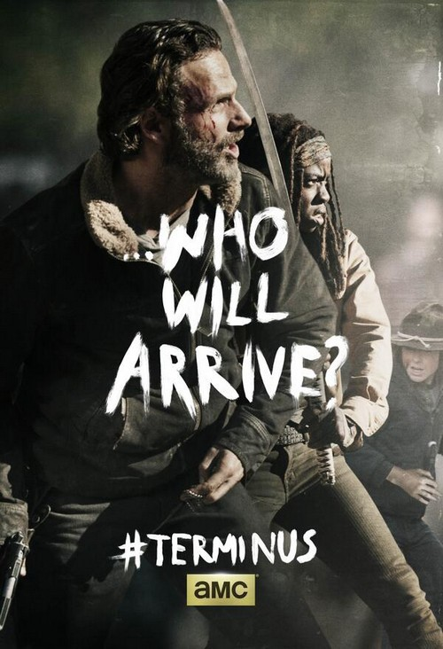 "The Walking Dead Spoilers Season 4 Finale ""A"" Sneak Peek Video"