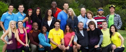 The Amazing Race Season 19 Episode 1 Live Recap 09/25/11