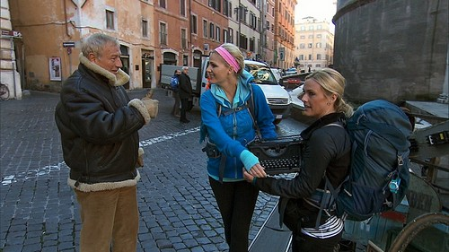 "The Amazing Race RECAP 4/13/14: Season 24 Episode 7 ""The Gladiators Are Here!"""
