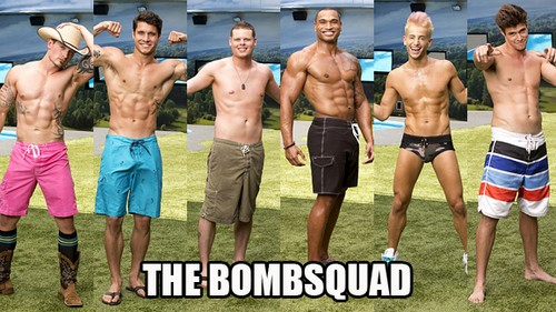 Big Brother 16 Week 2:  Will Amber Borzotra as Head of Household (HoH) Ruin the Bomb Squad?