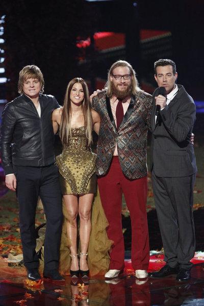 "The Voice Season 3 ""Live Final Performances"" (REVIEW & POLL)"