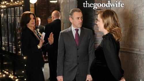 "The Good Wife Spoilers Season 5 Episode 17 ""A Material World"" Sneak Peek Video"