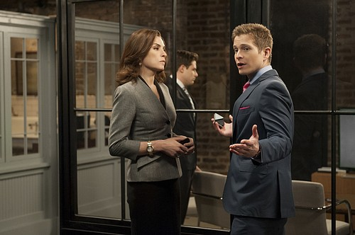 "The Good Wife Finale RECAP: Season 5 Finale ""A Weird Year"""