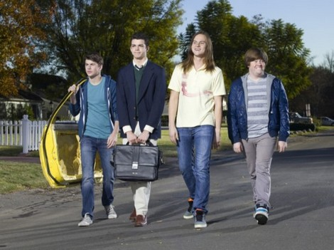 The Inbetweeners Season 1 Episode 3 'Club Code' Recap 9/3/12