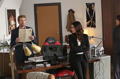 "The Mentalist Season 6 Episode 12 ""The Golden Hammer"" Sneak Peek Preview Video & Spoilers"