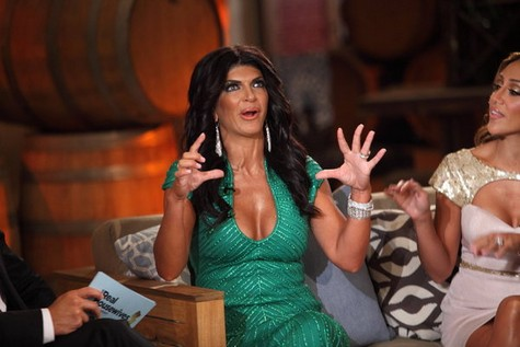 """The Real Housewives of New Jersey Season 4 """"Reunion Part 2"""" Recap 10/7/12"""