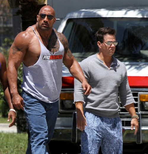 Pics Photos - The Rock Steroids Movie