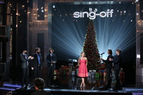 "The Sing-Off RECAP 12/23/13: Season 4 Finale ""Winner Announced"""