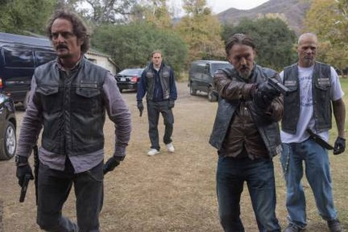 "Sons of Anarchy RECAP 12/3/13: Season 6 Episode 12 ""You Are My Sunshine"""