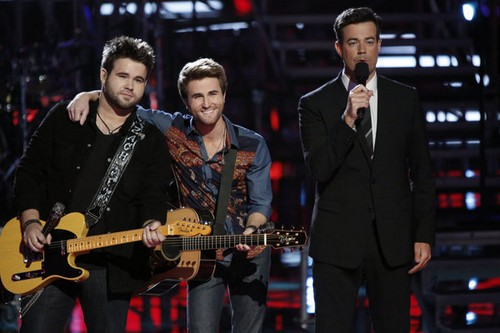 """The Swon Brothers The Voice Finale """"Danny's Song"""" Video 6/17/13"""