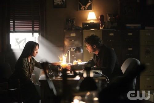 "The Vampire Diaries Season 4 Episode 11 ""Catch Me If You Can"" Sneak Peek Video & Spoilers"