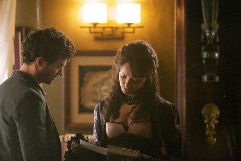 "The Vampire Diaries Season 4 Episode 4 ""The Five"" Sneak Peek Video & Spoilers"