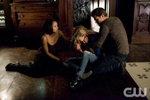 "The Vampire Diaries Spoilers and Synopsis: Season 5 Episode 19 ""Man on Fire"" Sneak Peek Video"