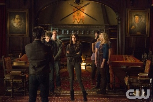 "The Vampire Diaries RECAP 3/6/14: Season 5 Episode 15 ""Gone Girl"""